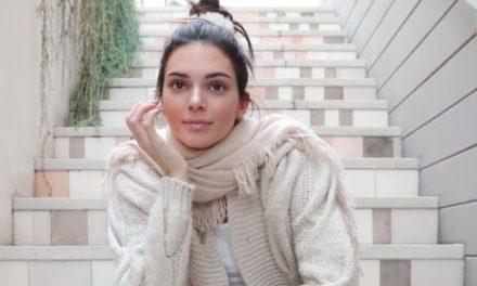 Celebrity Photos Kendall Jenner Stylish Chick