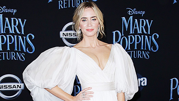 23 Amazing, White Red Carpet Outfits On Emily Blunt, Lady Gaga & a.