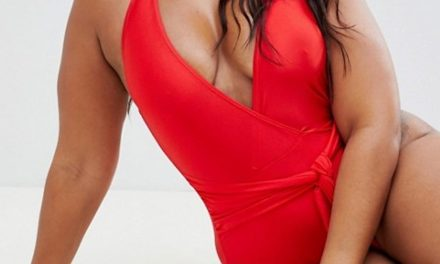 Curvy Girls, These Are the 13 Coolest Swimsuits You Need in 2019