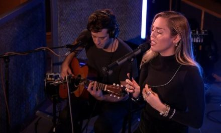 NBLAH with for Live Lounge …