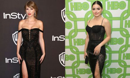 Taylor Swift, Ariel Winter, Halle Berrry and more…