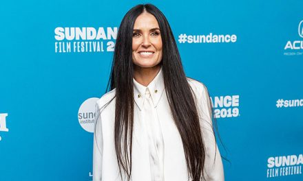 10 Stars Wearing Snowy White At Sundance: Demi Moore