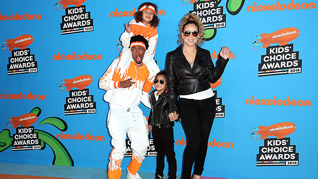 19 Sweetest Photos Of Celebs With Their Kids At The Kids' Choice …