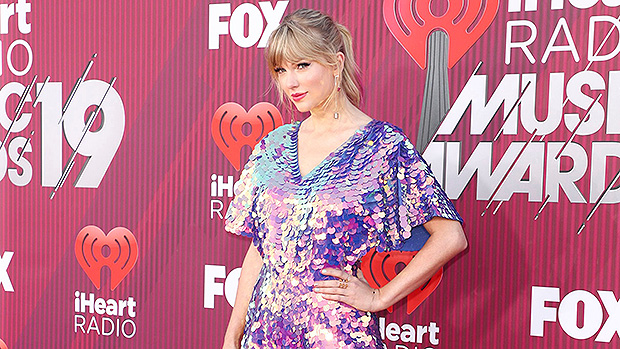 25 Times Taylor Swift Sparkled In Sexy Sequined Looks– iHeartRad …