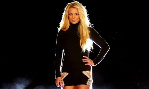 5 Pounds Gone! Britney Spears Says