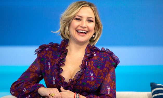 Kate Hudson Is 40! Behold Her Best Quotes on Health as well as Wellness