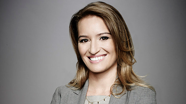 Katy Tur Shares Precious First Photo Of New Baby With Husband– S.