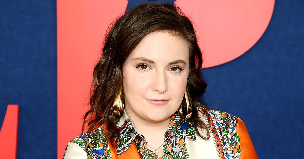 Lena Dunham Gets Neck Tattoo of What She's 'MostScared of Being …