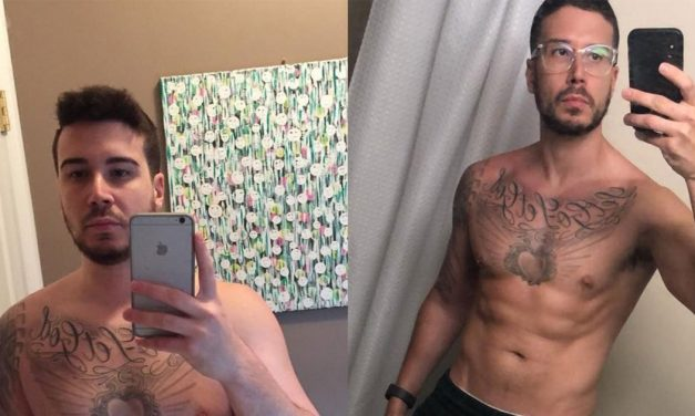 Vinny Guadagnino's Abs Have Made Us Love Chippendales Again: Pic