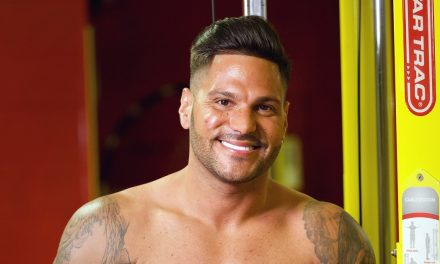 Abs Are Here! See Ronnie Ortiz-Magro ' s Body Before as well as After …