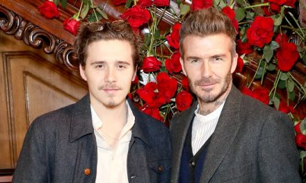 Bench It Like Beckham! Inside David as well as Brooklyn's Workout Routine