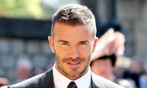 Bend It Like Beckham! See David ' s Sexiest Moments of All Tim …
