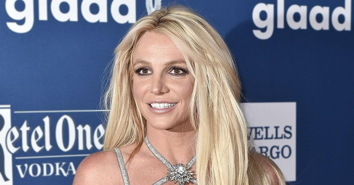 Bikini Body Inspo! Britney Spears Shows Her Summer Workout Step b.
