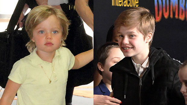 Happy 13 th Birthday, Shiloh Jolie-Pitt: See How Much Brad & & A.