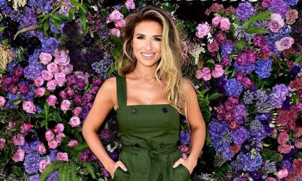 Jessie James Decker Gives Us HerNo 1 Weight Loss Tip, and also It's …