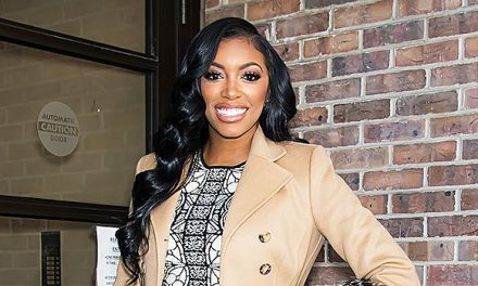 Porsha Williams' Baby, Pilar, Yawns In Adorable New Photo– See P.