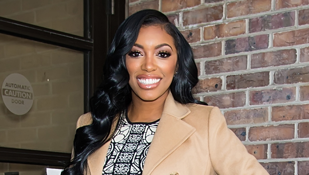 Porsha Williams Shares Adorable Photo Of Baby Pilar, 7 Weeks, Cur …