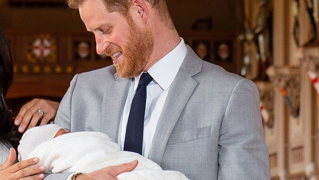 Prince Harry Admits He 'Can' t Imagine' Life Without Son