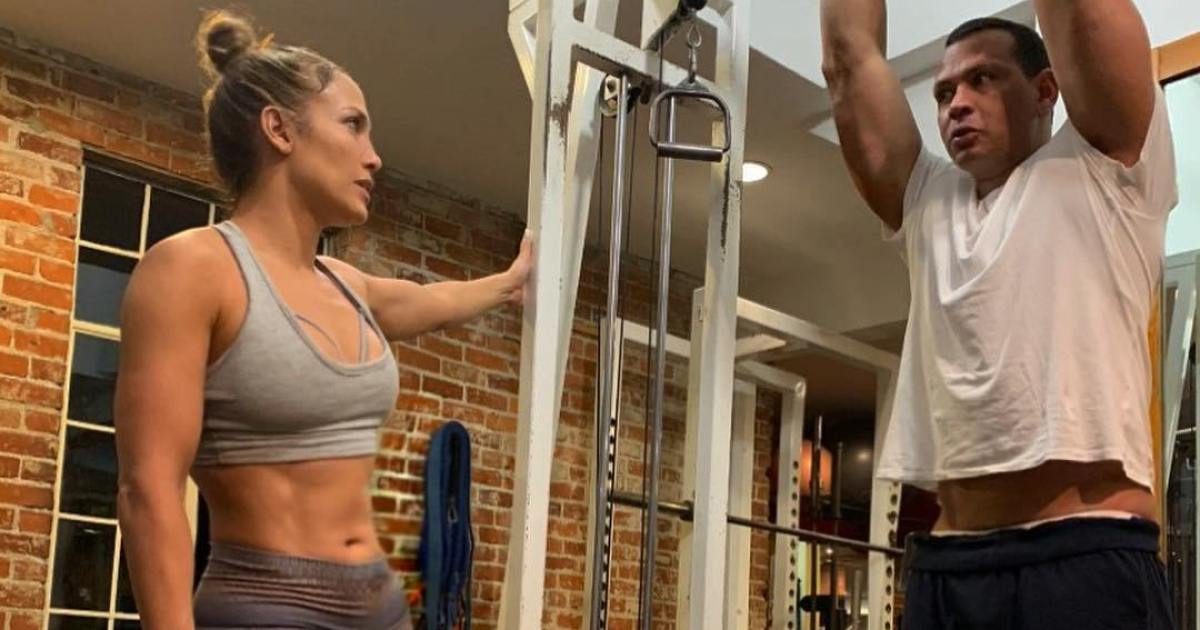 Shredded Sweeties! See Super-FitStar Couples Working Out Togethe …
