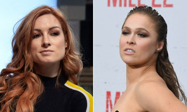 WWE's Becky Lynch Slams Ronda Rousey: 'I Want to Get Rid of Her'