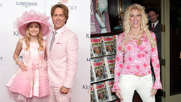 Anna Nicole Smith's Daughter Dannielynn, 12, Is All Grown-Up & amp …