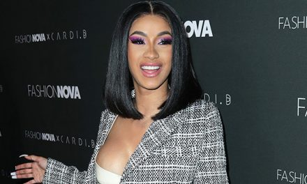 Cardi B Posts Hilarious Pic Of Daughter Kulture's Head Photoshopp …