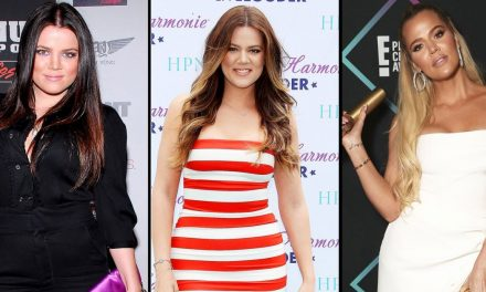 Happy 35 th, Khloe! See Her Best Body Moments Through the Years