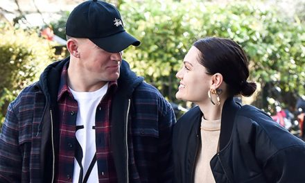 Jessie J Gushes Over Meeting BF Channing Tatum's Daughter Everly, …