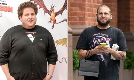 Jonah Hill Debuts Thinnest Body Yet After Earning First Jiu Jitsu …