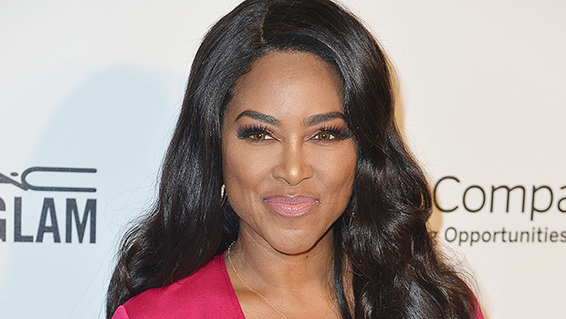 Kenya Moore Shares Sweet Beach Photo With Baby Brooklyn Daly, 7 M.