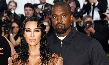 Kim Kardashian Shares First, Full Face Photo Of Psalm West On Ins …