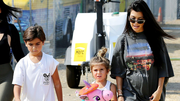 Kourtney Kardashian, 40, Is Realizing That Having More Kids Might …