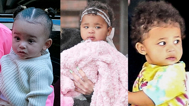Kylie Jenner Posts Adorable New Pic Of 'The Triplets': Chicago, T.