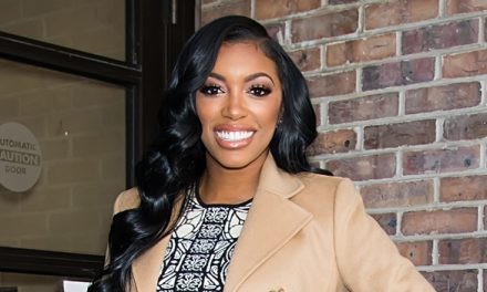 Porsha Williams Shows Off Baby PJ's 'First Ponytails' In Adorable …