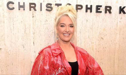 RHOBH's Erika Jayne Slams Trolls Criticizing Her Nude Photo