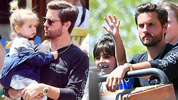 Scott Disick's 15 Cutest Pics With His Kids After He Gushes That …