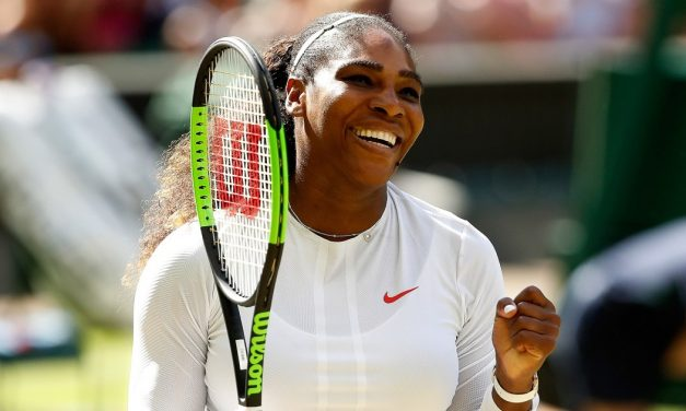 Serena Williams Makes History As She Finally Gets Wheaties Box! S.