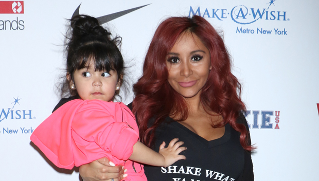 Snooki's Daughter Giovanna, 4, Snuggles With Newborn Baby Angelo …