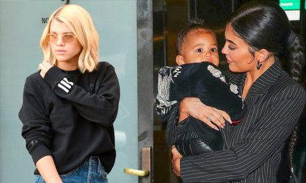 Sofia Richie Gushes Over Kylie Jenner's Daughter Stormi As The To …