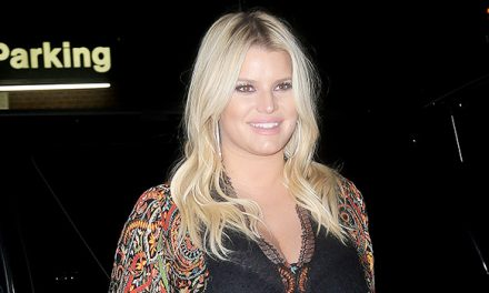 Jessica Simpson's Baby Girl Birdie Mae Shows Off Her Cute Dimples …