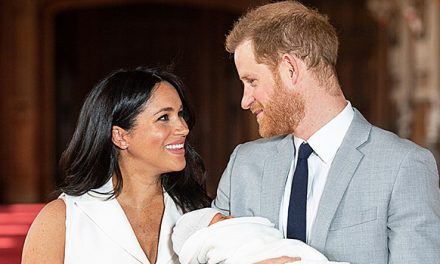 Meghan Markle & & Prince Harry Lovingly Cradle Baby ArchieFor …