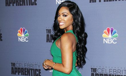 Porsha Williams' Baby PJ Is 'Crawling & Scooting' At 4 Months …