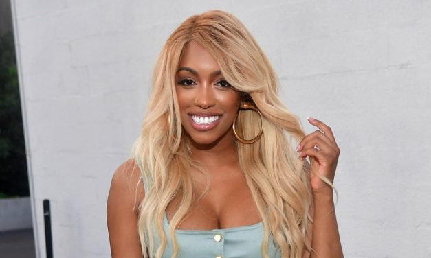 Porsha Williams Is Not Here for Pressure to Lose Baby Weight