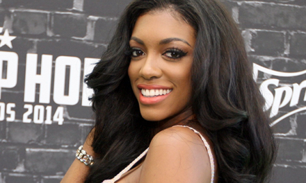 Porsha Williams Shows Off Her 'Baby Boss' Pilar, 3 Mos., Living H.