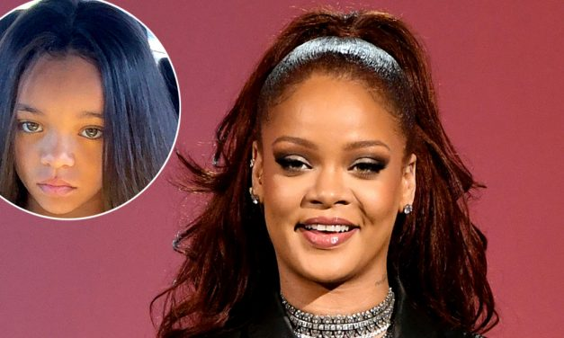 Rihanna 'Almost Dropped' Her Phone After Seeing How Much This Lit …
