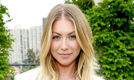 Stassi Schroeder Is Surprisingly Wise When It Comes to Fitness