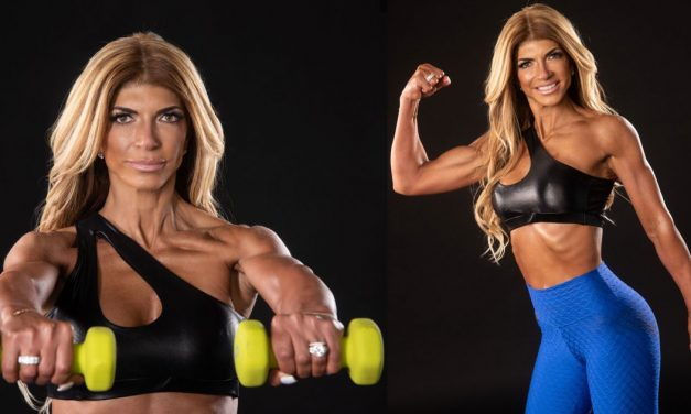 Teresa Giudice Reveals Her Fitness Goals and also How to Feel Your Bes …
