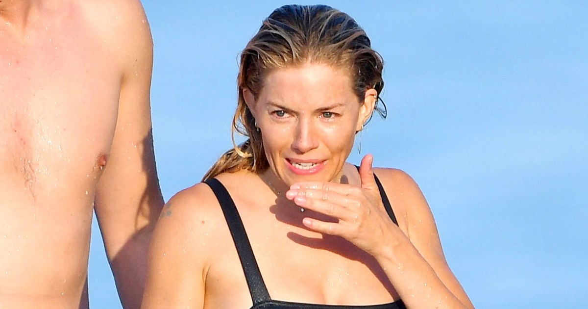 Holy Moly, Sienna Miller's Beach Body Is Incredible