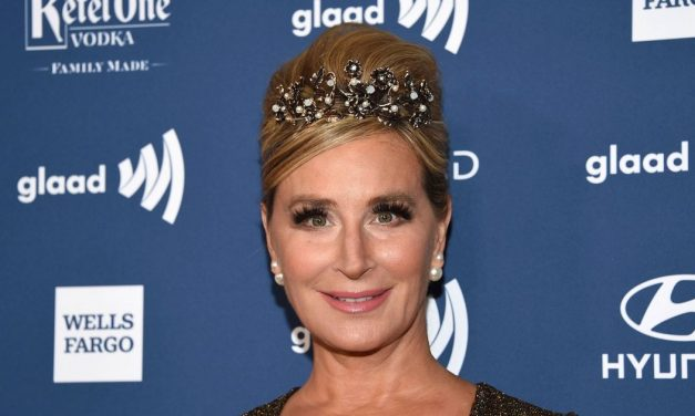 Sonja Morgan, 55, Says She Likes When She Puts on ' A Little …